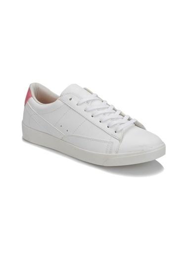 Lumberjack Kadın Beyaz Sneakers 100353701  Beyaz